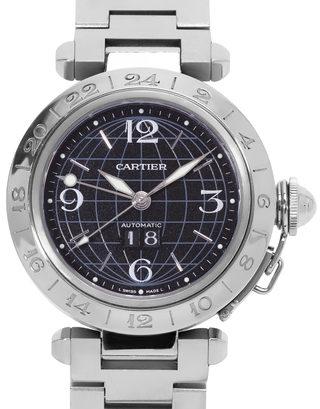 Cartier Pasha C GMT  W31049M7 2550