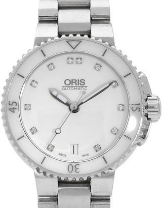 Oris Aquis Date  01 733 7652 4191-07 8 18 01P