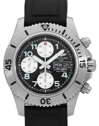 Breitling Superocean Chronograph Steelfish A13341C3.BD19.131S.A20SS.1