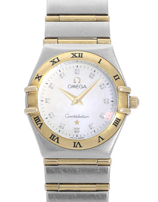 Omega Constellation Ladies 1262.75.00