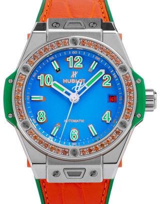 Hublot  Big Bang One Click Pop Art  465.SO.5179.LR.1206.POP16