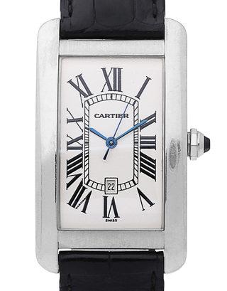 Cartier Tank Americaine W2605556