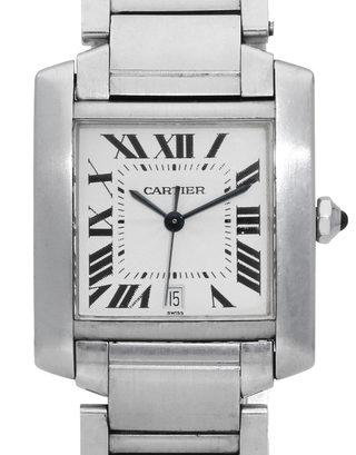 Cartier Tank Francaise W51002Q3 2302