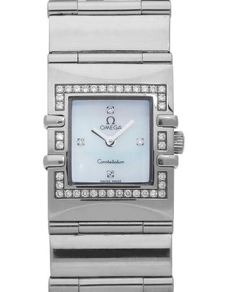 Omega Constellation Quadra 1528.76.00