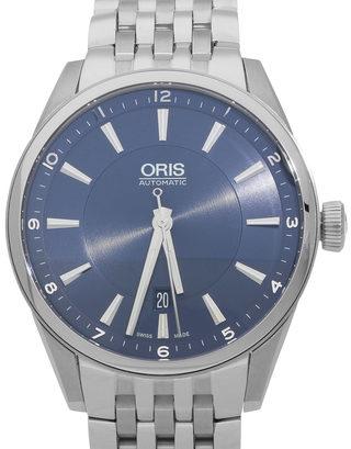 Oris Artelier Date 01 733 7642 4035-07 8 21 80