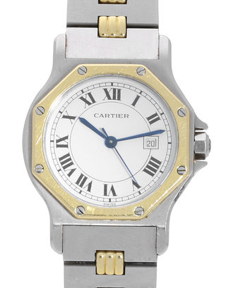 Cartier Santos 2966