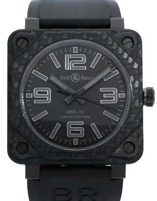 Bell and Ross BR01-92 BR0192-BL-CA