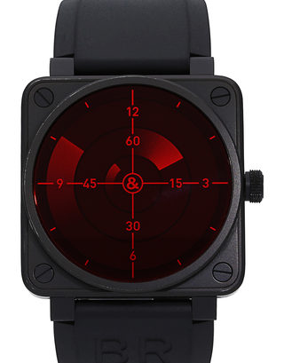 Bell and Ross BR01-Radar BR01-92 RED