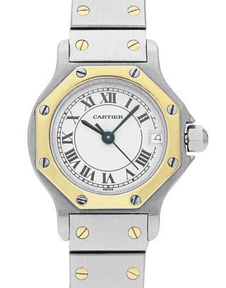 Cartier Santos Octagon W2001683 187903