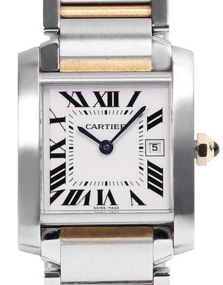 Cartier Tank Francaise W51012Q4 2465