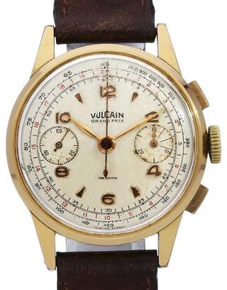 Vulcain Grand Prix  Valjoux 23