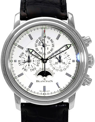 Blancpain Leman Flyback Chronograph Perpetual Calendar 2685F-1127-53B