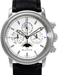 Blancpain Leman Flyback Chronograph Perpetual Calendar