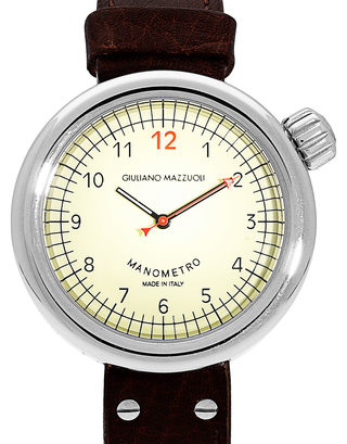 Giuliano Mazzuoli Manometro Chronograph MC01N