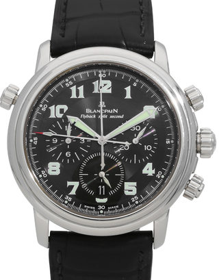 Blancpain Leman Flyback Split Second Chronograph 	2086F-1130M-53B