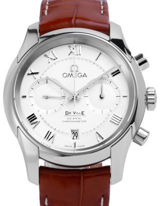 Omega De Ville Gents Collection Chronograph 431.13.42.51.02.001