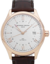 Frederique Constant Classics Index GMT  FC-350V5B4