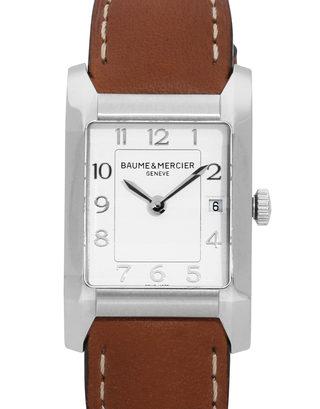 Baume et Mercier Hampton Date Quartz M0A10186