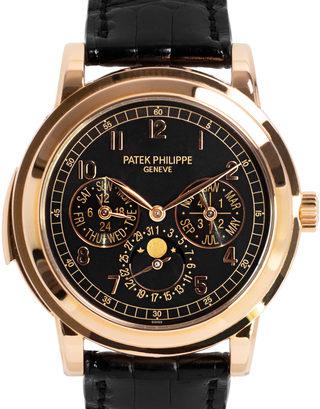 Patek Philippe Minute Repeater Perpetual Calendar 5074R-001