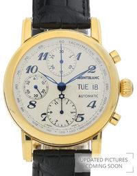Montblanc Star Chronograph 8458
