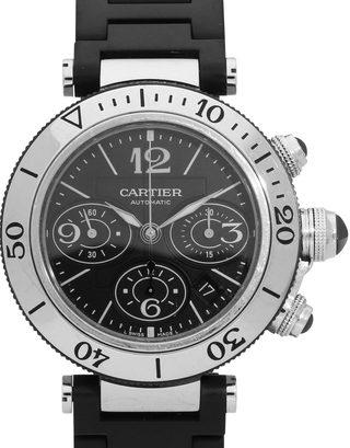 Cartier Pasha Seatimer Chronograph 2995
