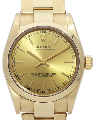 Rolex Oyster Perpetual 77488