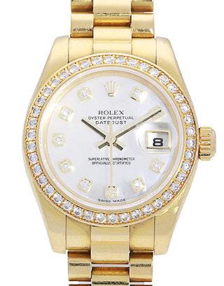 Rolex Lady Datejust 179138