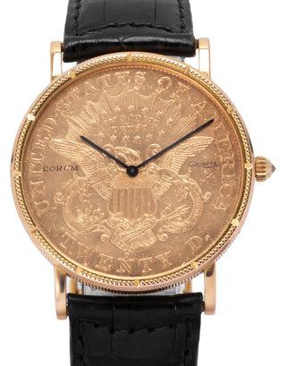 Corum 20 Dollar Coin Watch 4414556