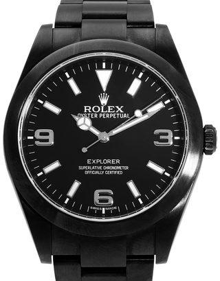 Rolex Explorer 214270 DLC