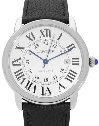 Cartier Ronde Solo WSRN0022 3802