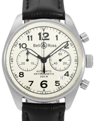 Bell and Ross Vintage 126 126.A-S
