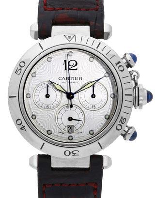 Cartier Pasha Seatimer Chronograph W31030H3 2113