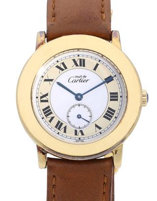 Cartier Tank Vermeil 1810 1