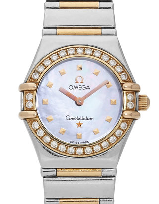 Omega Constellation Ladies 1368.74.00
