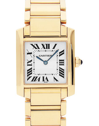 Cartier Tank Francaise W50003N2 1820