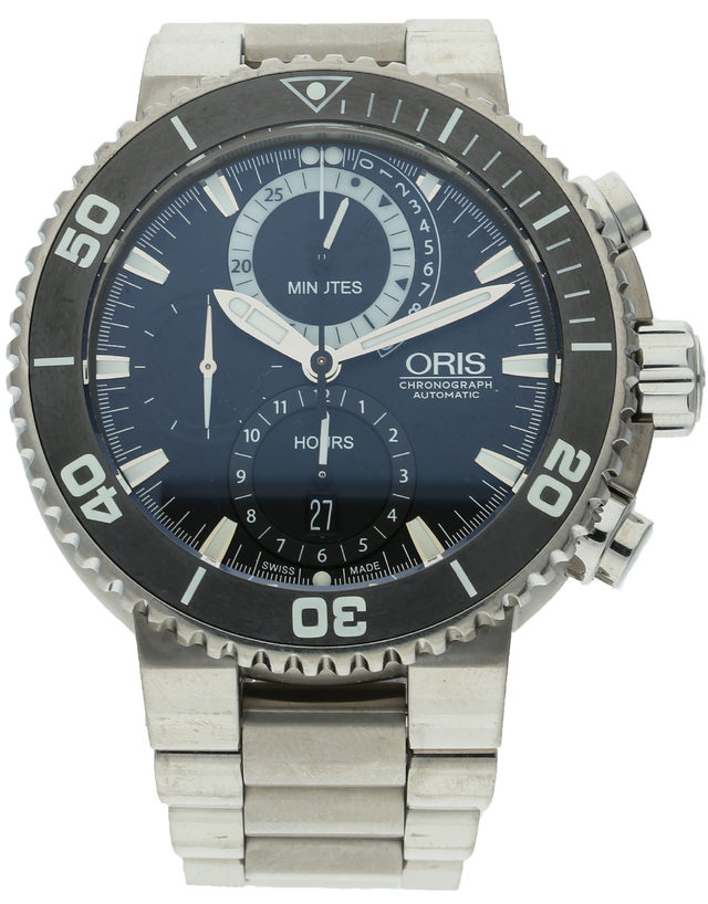 Oris Diving Carlos Coste Limited Edition 01-674 7655 7184