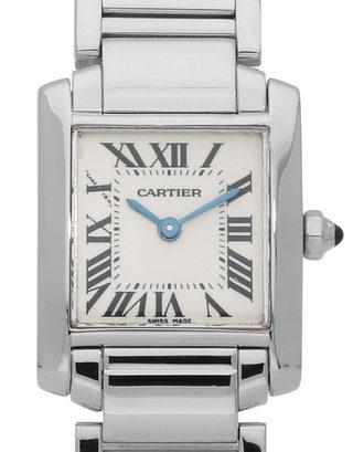 Cartier Tank Francaise W50012S3 2403