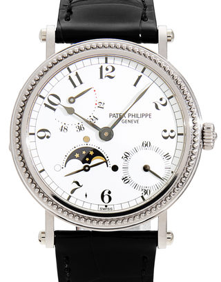 Patek Philippe Power Reserve Moon Phase  5015G