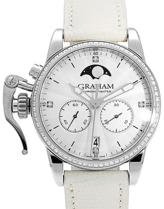 Graham Chronofighter  Lady 2CXCS.S06A