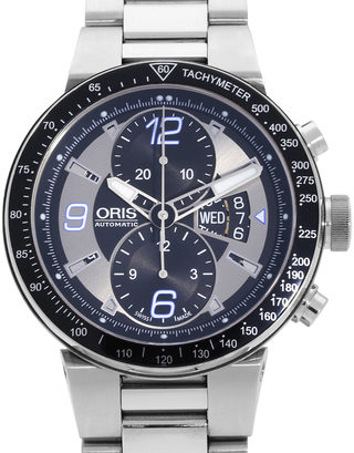 Oris Williams 01 679 7614 4174-07 4 24 44