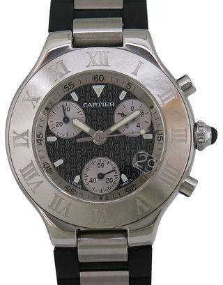 Cartier Chronoscaph 21  W10125U2 2424