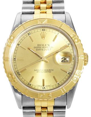 Rolex Turn-O-Graph 16263