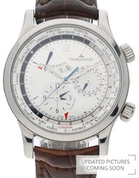 Jaeger-LeCoultre Master Control Date 146.8.32.S.936