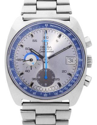 Omega Seamaster Chronograph 176.007