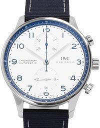 IWC Portugieser Chronograph Bucherer Blue Edition