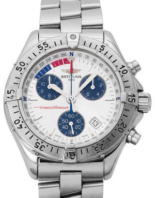 Breitling Transocean Chronograph A53340