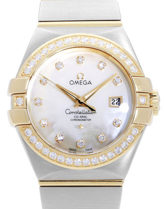 Omega Constellation Chronometer Ladies 123.25.31.20.55.003