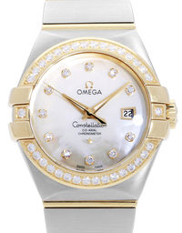 Omega Constellation Chronometer Ladies