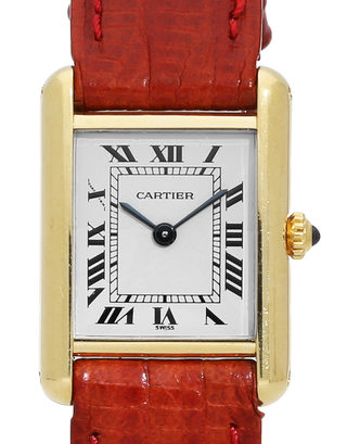 Cartier Tank Louis Quartz 866001