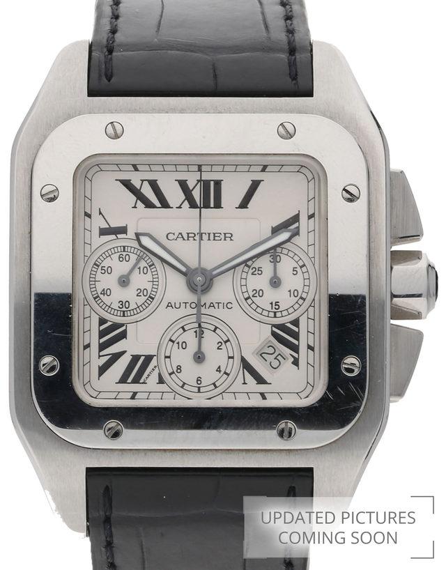 Cartier Santos 100 W20090X8